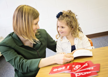 Helping your Child learn the First Words